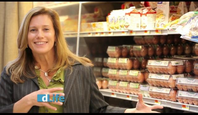 Lynn Prowitt, diabetes nutrition, low carb, dairy aisle