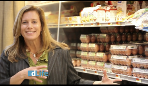 Lynn Prowitt, diabetes nutrition, low carb, dairy aisle